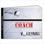 Volleyball - 9x7 Photo Book (20 pages)