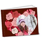 love - 7x5 Deluxe Photo Book (20 pages)