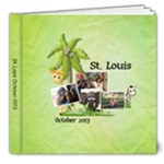 St. Louis - 8x8 Deluxe Photo Book (20 pages)