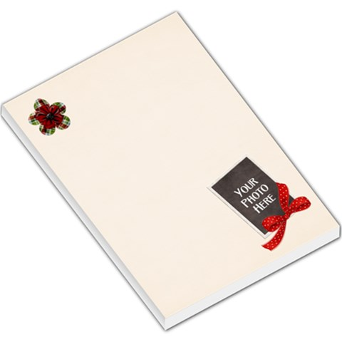 Joyful Joyful Lg Memo 4 By Lisa Minor   Large Memo Pads   Kgmz59x34fz1   Www Artscow Com