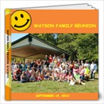 2013 REUNION - 12x12 Photo Book (20 pages)