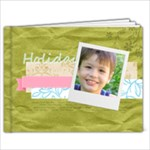 Kids and family book - 9x7 Photo Book (20 pages)