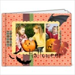 halloween - 11 x 8.5 Photo Book(20 pages)