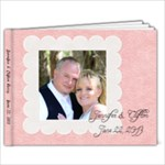 Jenn & Cliff s Wedding - 7x5 Photo Book (20 pages)