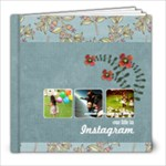 8x8 (20 pages) : Our Life in Instagram 3 - 8x8 Photo Book (20 pages)