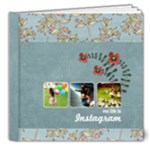 8x8 (DELUXE) : Our Life in Instagram 3 - 8x8 Deluxe Photo Book (20 pages)