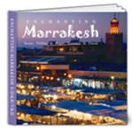 marrakesh book - 8x8 Deluxe Photo Book (20 pages)
