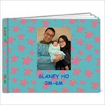 Slaney Ho 0-6 - 9x7 Photo Book (20 pages)