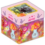 Bouquet of Love storage box - Storage Stool 12