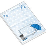 Feel the Rain MemoPad - Large Memo Pads