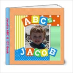 jacobabc - 6x6 Photo Book (20 pages)