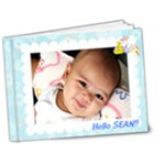Sean - 7x5 Deluxe Photo Book (20 pages)