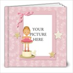 Ballerina frames - 8x8 Photo Book (20 pages)