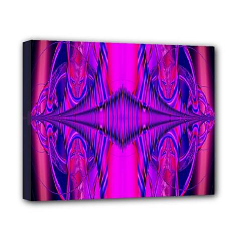 Modern Art Canvas 10  X 8  (framed) by Siebenhuehner