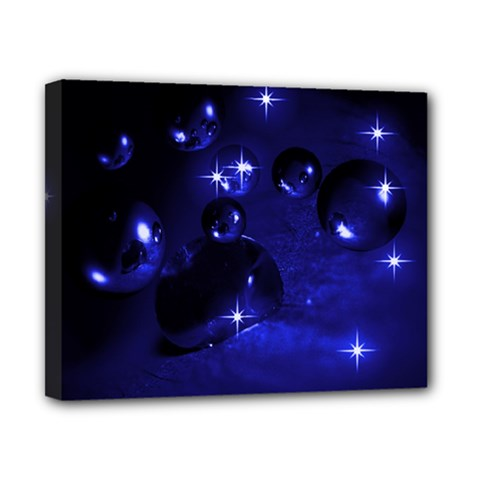 Blue Dreams Canvas 10  X 8  (framed) by Siebenhuehner