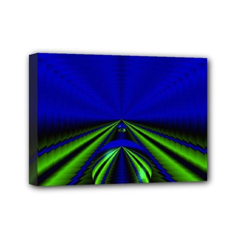 Magic Balls Mini Canvas 7  X 5  (framed) by Siebenhuehner