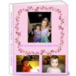 Joan - 8x10 Deluxe Photo Book (20 pages)