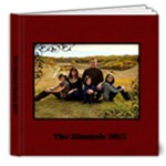 Christmas 2013 - 8x8 Deluxe Photo Book (20 pages)
