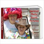 Carnival Booth Pictures - 7x5 Photo Book (20 pages)