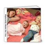 123 - 6x6 Deluxe Photo Book (20 pages)