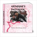 Katherine - 6x6 Photo Book (20 pages)