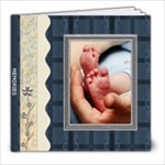 Year Memories 8x8 39 Page Photo Book - 8x8 Photo Book (39 pages)
