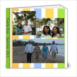 Puerto Rico - 6x6 Photo Book (20 pages)