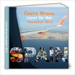 lloret de mar - 8x8 Photo Book (20 pages)