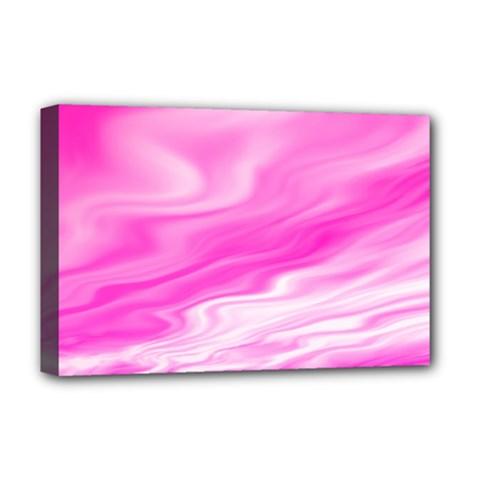 Background Deluxe Canvas 18  X 12  (framed) by Siebenhuehner