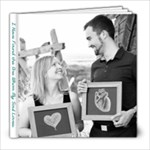 I have found the one whom my soul loves - 8x8 Photo Book (20 pages)