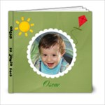 oscar 1 - 6x6 Photo Book (20 pages)