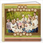 rusenstrom family - 12x12 Photo Book (20 pages)