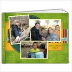 Alex 2013 7x5 - 7x5 Photo Book (20 pages)