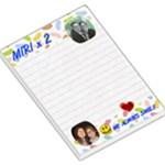 miri - Large Memo Pads