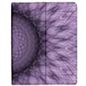Mandala Apple iPad 3/4 Flip Case View1