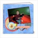 Daniel 2013 - 6x6 Photo Book (20 pages)