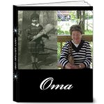 Oma - 8x10 Deluxe Photo Book (20 pages)