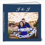 J&J Engagement Part 1 - 8x8 Photo Book (20 pages)