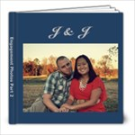 J&J Engagement Part 2 - 8x8 Photo Book (20 pages)