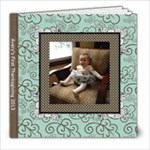 Avery s First Thanksgiving - 8x8 Photo Book (20 pages)