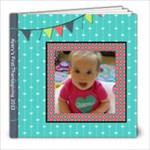 Retro Fun 8x8 20 Page Book - 8x8 Photo Book (20 pages)