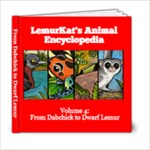 D-animals - 6x6 Photo Book (20 pages)