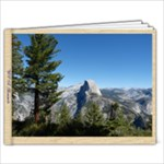 USA Yosemite - 7x5 Photo Book (20 pages)