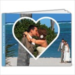 wedding 6 - 9x7 Photo Book (20 pages)