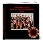 Volleyball 2013 - 8x8 Photo Book (20 pages)