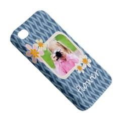 Apple iPhone 4/4S Premium Hardshell Case Left 45