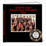 Volleyball Final - 8x8 Photo Book (20 pages)