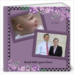 My lilac Picture book 12x12  (20 pages) - 12x12 Photo Book (20 pages)