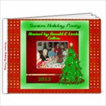 General Purpose Holiday Album - 9x7 Photo Book (20 pages)