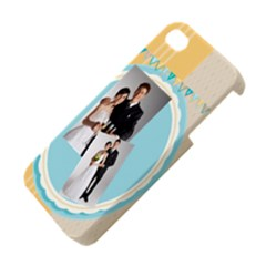 Apple iPhone 4/4S Premium Hardshell Case Right 45
